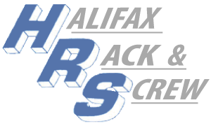 Halifax Rack & Screw Logo
